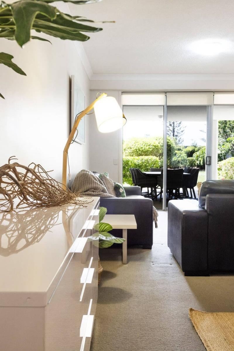 Coffs Harbour contemporary apartments