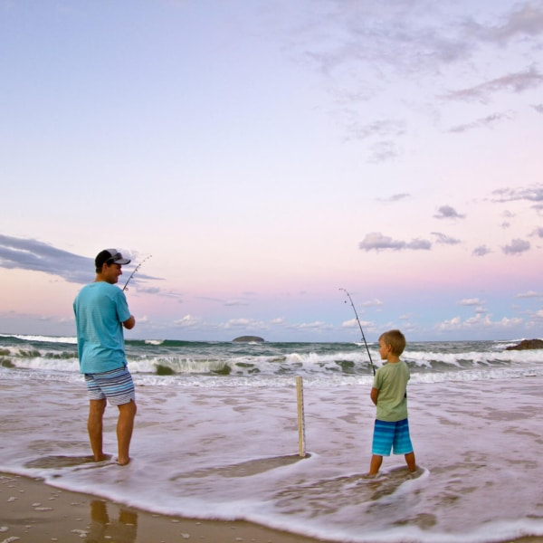 Fishing things to do in coffs harbour