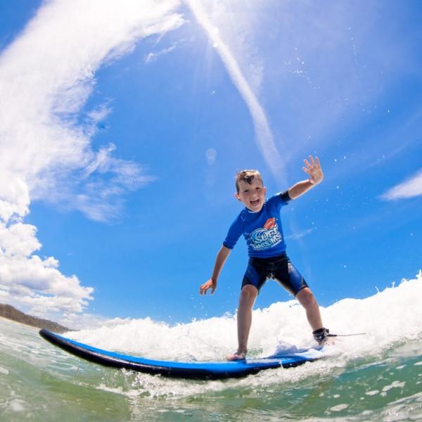 Surfing caravan park coffs harbour