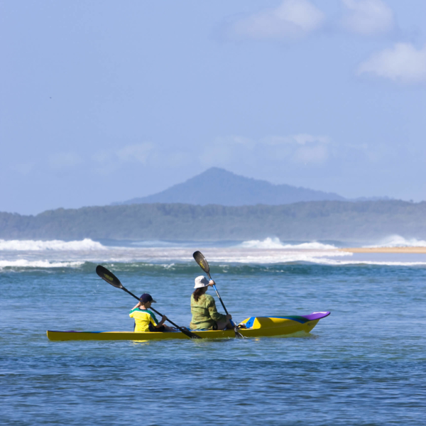 kayaking things to do in coffs harbour